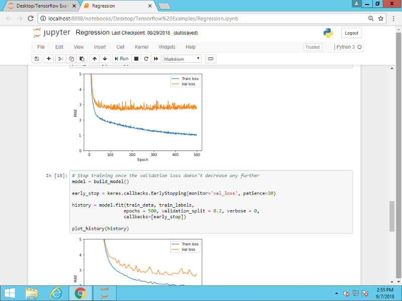 Predicting House Prices with TensorFlow